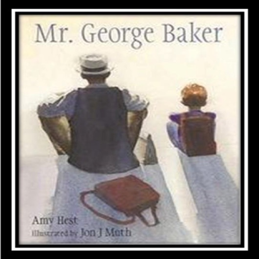 Mr. George Baker Cover.jpg