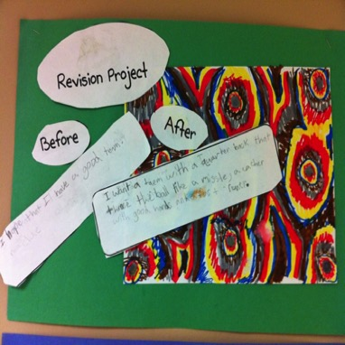2nd Grade Revision Project