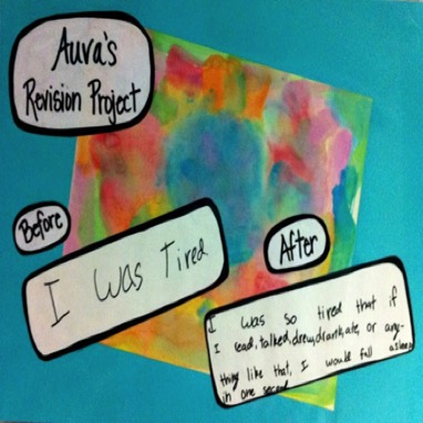3rd Grade Revision Project
